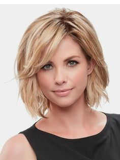 Essentially You Topper Hairpiece by Jon Renau Wigs - Hairstyle . - Essentially You Topper Hairpiece by Jon Renau Wigs – – hairstyles - Hair Styles 2016, Medium Hair Styles, Short Hair Styles, Hair Medium, Fine Hair Styles For Women, Short Hair Trends, Jon Renau, Medium Bob Hairstyles, Short Hairstyles For Women