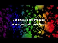 """THERE IS ALWAYS SCARS!!!      Here is a new track of Toby Mac's new CD """"Tonight"""" called """"Get Back Up"""".  This song is sure to change lives!  Be blessed as you watch! Remember to comment, favorite, rate & subscribe!"""