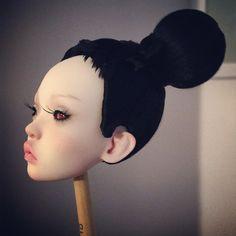 Art doll by Popovy Sis