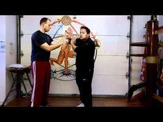 Wing Chun: Key points to lop sau