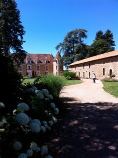 Travels with an Architect: A Restored Chateau in France, Farm Included : Remodelista