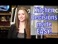 What type of Kitchen do you have or which style would you like to try? Jenn is here to help! www.yourhomecenter.net  #advice #tips Tricks #information