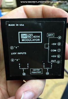ARP 4014 Balanced Modulator