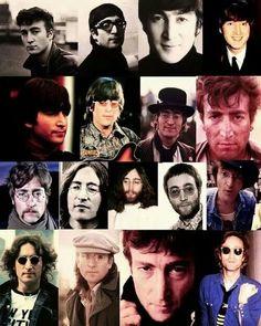 """Toppermost Of The Poppermost"" — johnny-lennon: Happy Birthday John! The Beatles 1, Rock N Roll Music, Rock And Roll, Happy Birthday John, Hot Band, British Rock, Celebrity Kids, Ringo Starr, Backdrops"