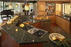 luxury kitchen cabinets | Portfolio Featuring: DeWitt Designer Kitchens
