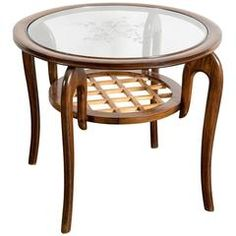 1940s Coffee Table Attributed to Paolo Buffa