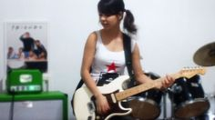 Tagged: Uncategorized | AC/DC – Back in Black (Juliana Vieira Cover + SOLO)http://societyofrock.com/acdc-back-in-black-juliana-vieira-cover-solo