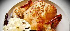 Курица запеченная в духовке целиком ==========================  Вкусно и просто запекаем курицу в духовке целиком - домашний рецепт,  не хуже чем в гриле :-)