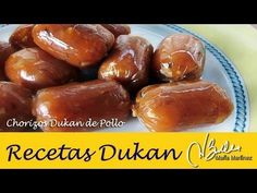 Chorizos Dukan de Pollo (fase Ataque) / Dukan Diet Spicy Chicken Sausage