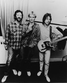 Clapton, Sting and Jeff Beck