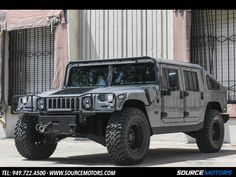 2000 Hummer H1 Slantback - Photo 10 - Fountain Valley, CA 92708