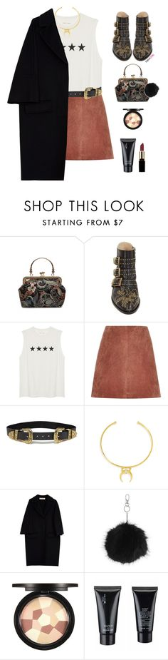 """NEWCHIC 11"" by aliensforsale ❤ liked on Polyvore featuring Chloé, River Island, B-Low the Belt, BaubleBar, Marni and Topshop"