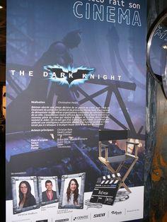 ExpoHabitat 2015 / Dark Knight