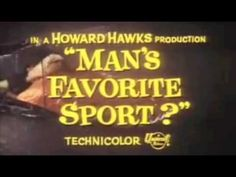 Man's Favorite Sport    5.14