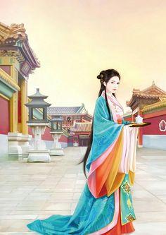 Mejores 65 imágenes de สาวจีนโบราณ en Pinterest  5a45aecad24d6
