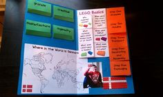 We recently had fun learning with this LEGO Unit Study & Lapbook, and my son declared that this was his favorite week of school we have ever done. Lego Activities, Social Studies Activities, Educational Activities, School Gifts, School Fun, School Stuff, School Ideas, Fun Learning, Phonics