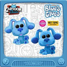 Pop Figures, Vinyl Figures, Dexter, Cartoon Network, Funko Pop, Nickelodeon, Blues Clues, Nick Jr, 25th Anniversary