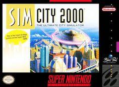 Emularoms: Sim City 2000 [ SNES ]