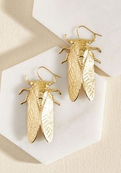 ModCloth Magicicada Earrings