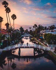 Venice Canals Historic District by Ryan Thomas