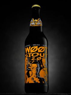 Stone w00tstout 2.0 - very cool design! GIMME!!