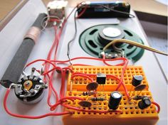 Langwelle Retro Radios, Transistor Radio, Ham Radio, Physics, Engineering, Gadgets, Tv, Random, Circuits