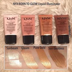 NYX Cosmetics: Born to Glow Illuminator
