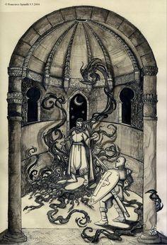 Lasombra vampire by Galhad.deviantart.com