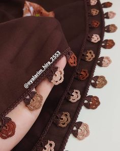 Baby Knitting Patterns, Crochet Patterns, Simple Pakistani Dresses, Saree Border, Crochet Table Runner, Crewel Embroidery, Abaya Fashion, Crochet Lace, Alexander Mcqueen Scarf