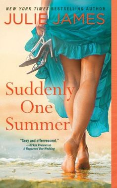 Suddenly One Summer by Julie James at The Reading Cafe: http://www.thereadingcafe.com/suddenly-one-summer-by-julie-james-review-giveaway/