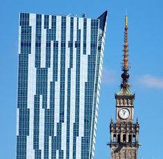 Warszawa. Stare i nowe.