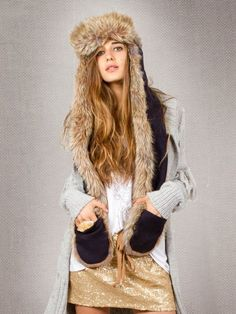 Racoon Trapper Spirithood