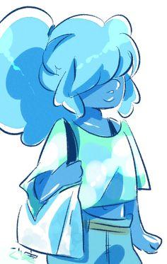 Summer Sapphire