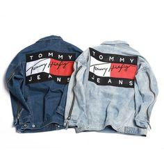 Куртки #TommyHilfiger