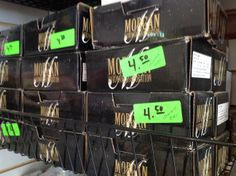 Variety of new handles too ...  Chilliwack New and Used Building Materials Inc.