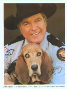 Flash and the Sheriff Roscoe