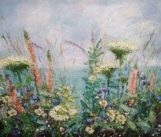 Цветочный мир художницы Marie Mills: публикации и мастер-классы – Ярмарка Мастеров