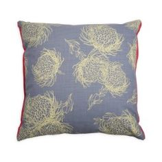 Scatter Cushion: Cotton, Garden Bloom