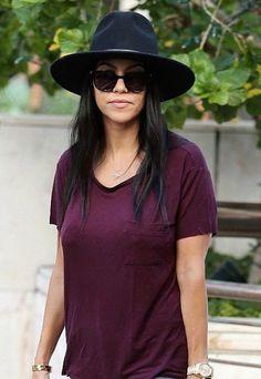 Kourtney Kardashian was seen lingerie shopping from high-end Italian intimates designer La Perla in Beverly Hills on October 21, 2015.....