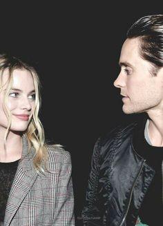 Margot y Jared (harley quinn and joker)