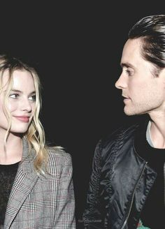 Margot y Jared (harley quinn and joker)