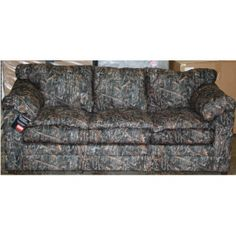 Simmons Camouflage Sofa 6550 by United Furniture Ind. for $299.98 : Rural King