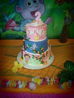 Dora the Explorer Party!   CatchMyParty.com