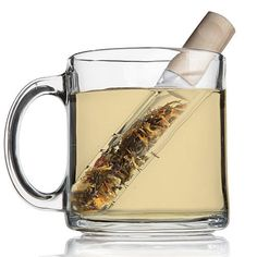 ThinkGeek's Clever Tea Infuser Design Resembles Scientific Instruments #tea trendhunter.com