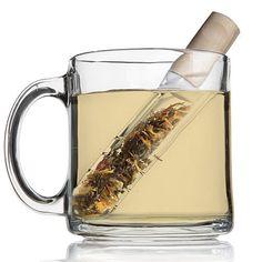 ThinkGeek's Clever Tea Infuser Design Resembles Scientific Instruments #tea trendhunter.com