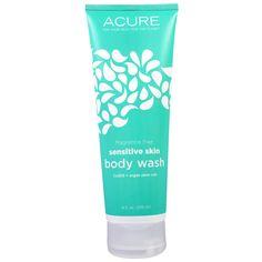 Acure Organics, Sensitive Skin Body Wash, Fragrance Free, 8 fl oz (235 ml)