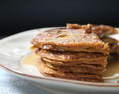 Paleo Pumpkin Pancakes   MyRecipes