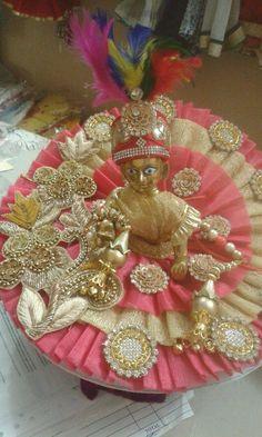 Baby Krishna, Krishna Love, Krishna Radha, Lord Krishna, Janmashtami Decoration, Laddu Gopal Dresses, Bal Gopal, Ladoo Gopal, Krishna Images