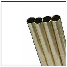 Round Brass Tubing, Brass Pipe Tube Metal, Brass Tube/Pipe