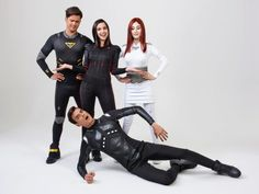 Yo Soy Frankie, Phoenix Force, Software Online, Nickelodeon, Friends Fashion, Leather Pants, Anime, Cosplay, Movies